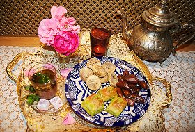 Oriental High Tea