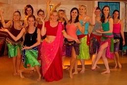 Workshop Buikdansen